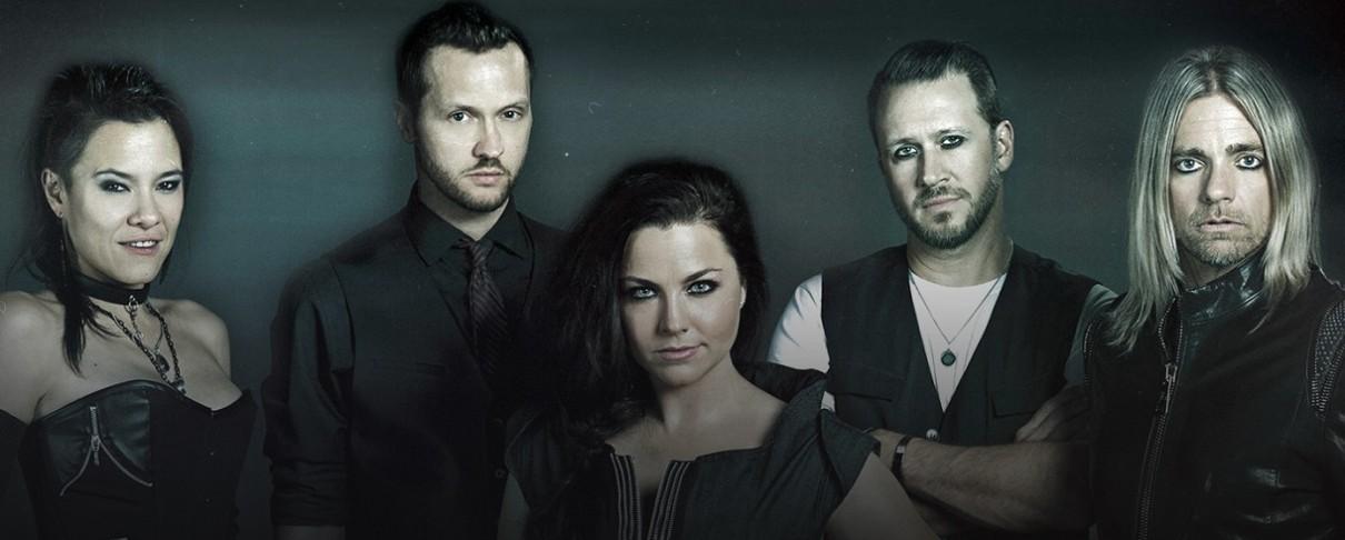 Οι Evanescence στο Rockwave Festival του 2017