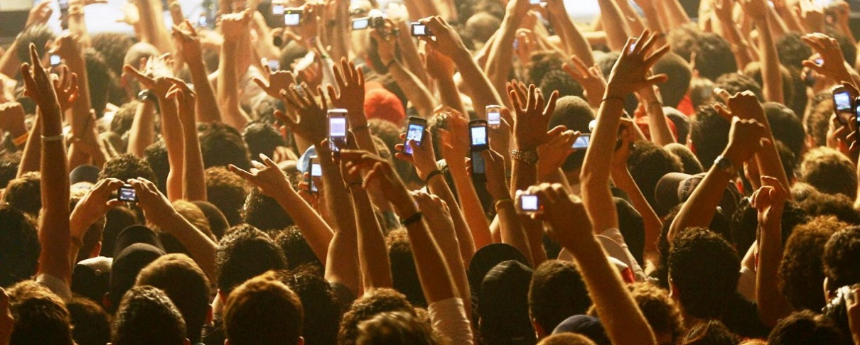 Η Apple μπορεί να φέρει το τέλος της παράνομης καταγραφής συναυλιών
