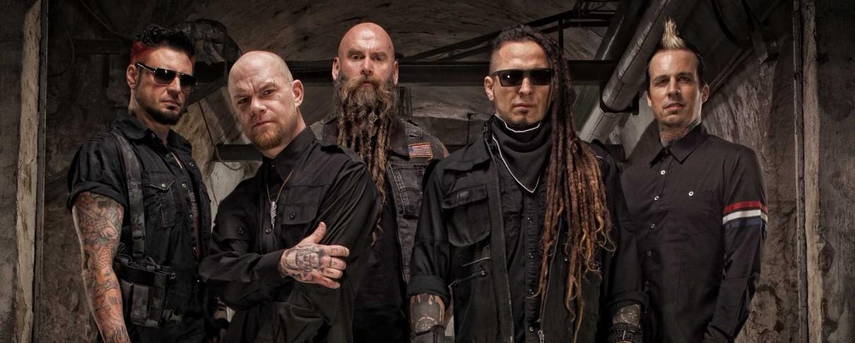 Η δισκογραφική των Five Finger Death Punch καταφεύγει δικαστικά εναντίον τους