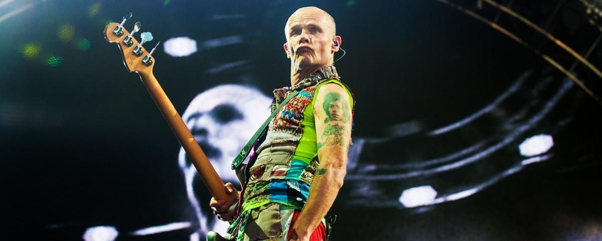 Πόσο Metallica μοιάζουν οι Red Hot Chili Peppers;