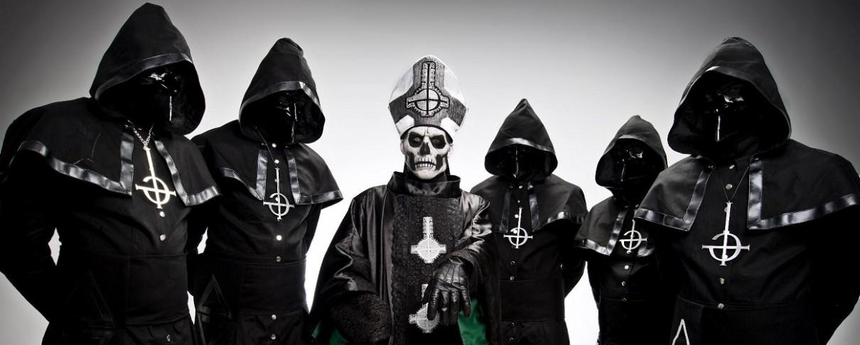 Η ιστορική πρωτιά των Ghost στο Billboard