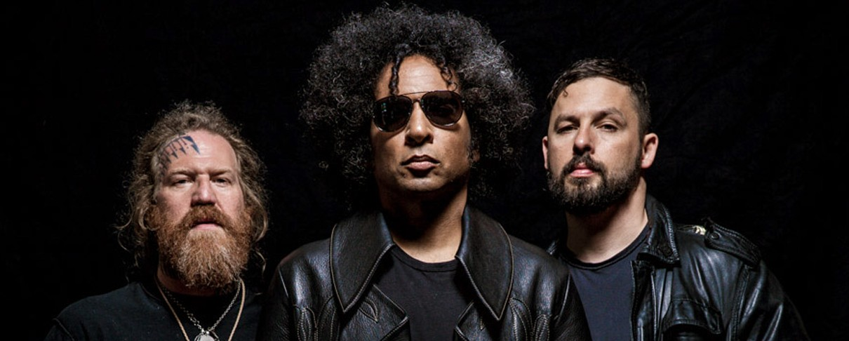 Το πρώτο κομμάτι των Giraffe Tongue Orchestra (Mastodon, Alice In Chains, Dillinger Ecape Plan κ.α.)