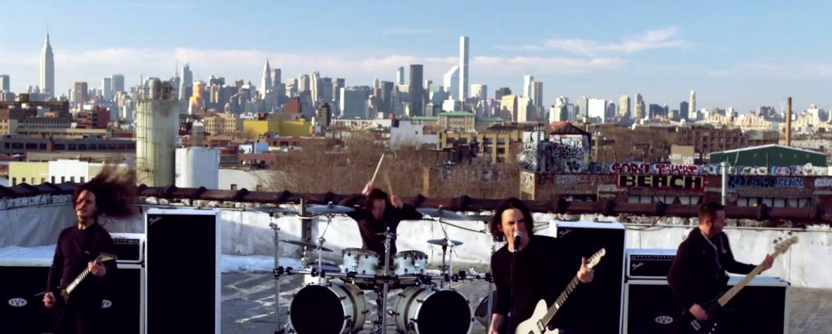 Οι Gojira στην κορυφή της Νέας Υόρκης – νέο video