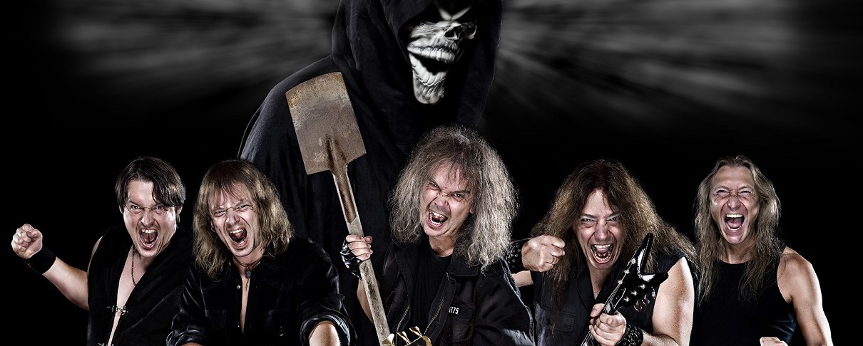 """Healed By Metal"": Οι Grave Digger θα μιλήσουν για ...πολύ metal"