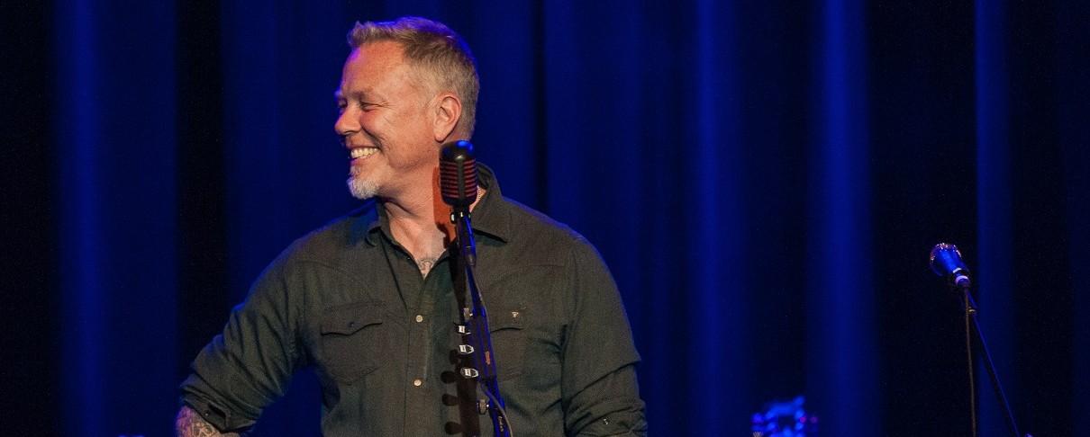 Ο James Hetfield guest στον νέο δίσκο των Heart