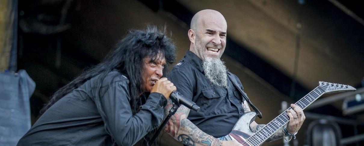 Ο Scott Ian είχε δώσει τελεσίγραφο στους Anthrax για τον Joey Belladonna