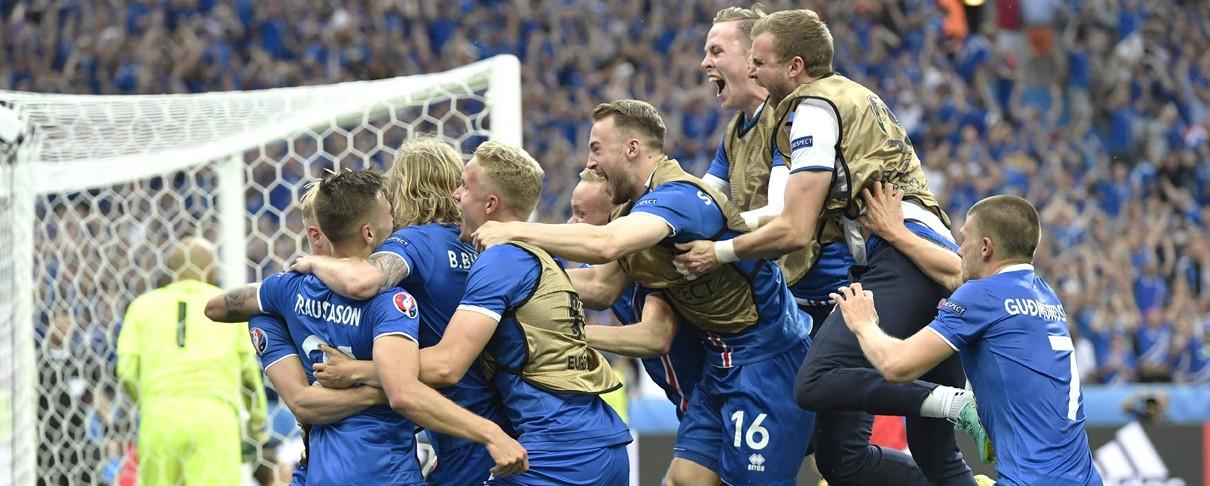 Euro 2016: Η black metal... ισλανδική περιγραφή