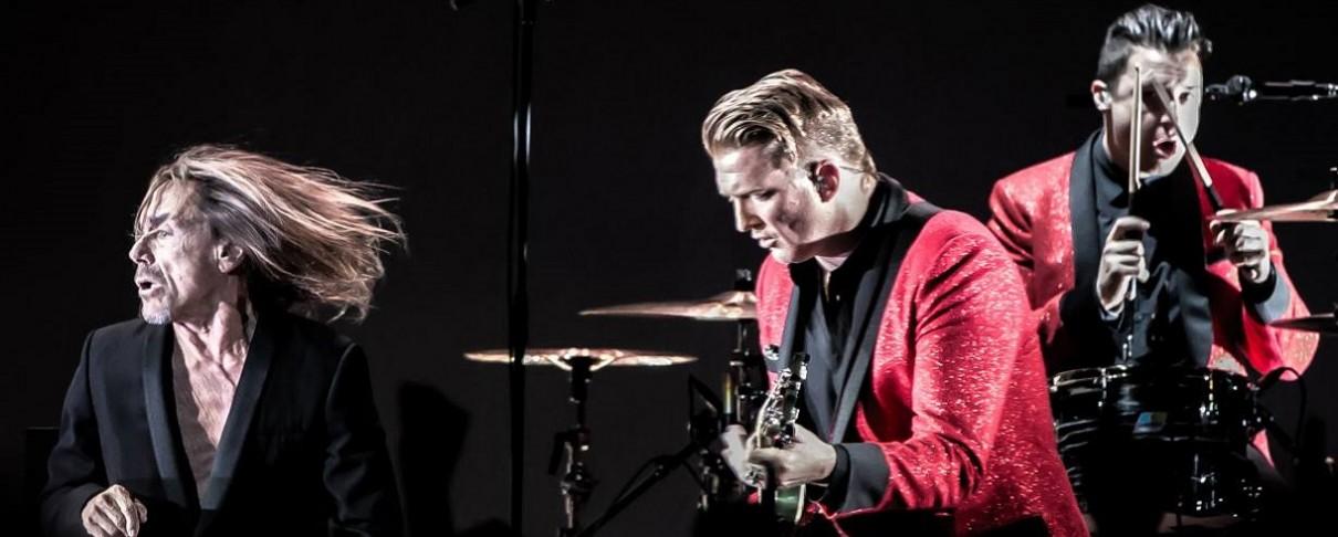 "Iggy Pop: To ""Post Pop Depression"" και σε live έκδοση"