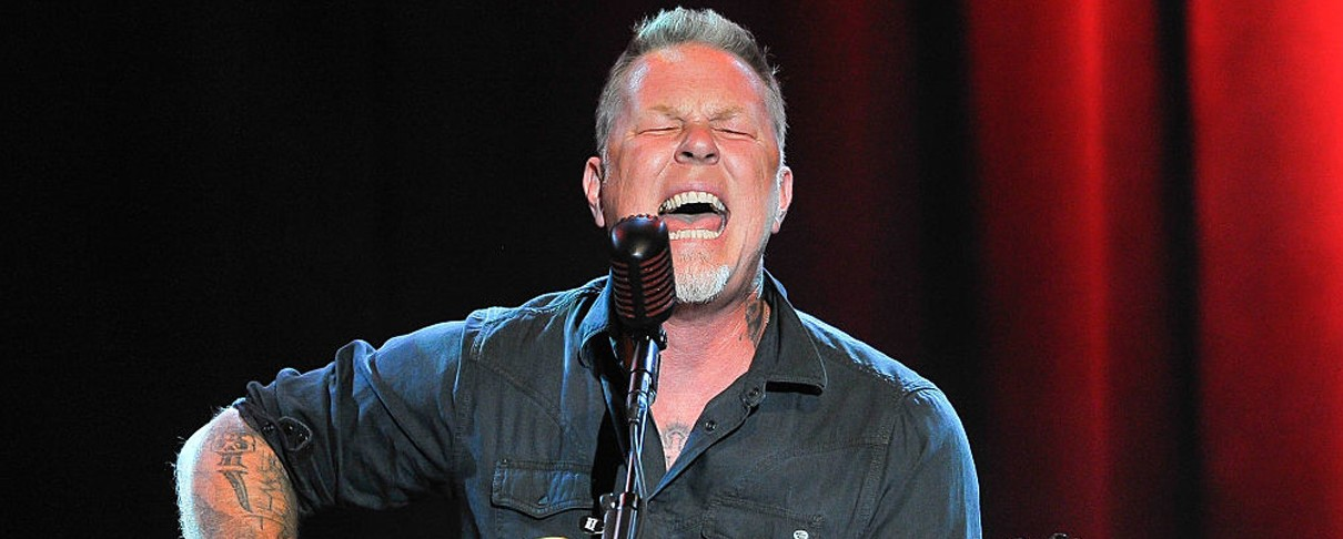 "Video: O James Hetfield ερμηνεύει ακουστικά το ""Motorbreath"""
