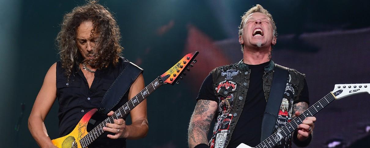 «Ο Hammett δεν μετείχε γιατί απλά δεν είχε γράψει riffs»