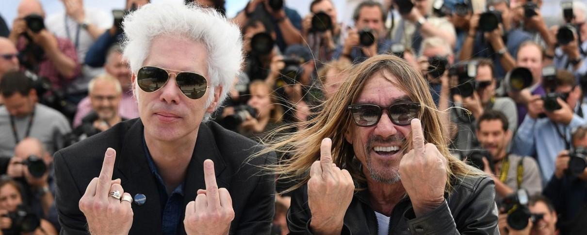 """Ο Iggy Pop και ο Jim Jarmusch παρουσιάζουν το """"Gimme Danger"""" στο φεστιβάλ των Καννών"""