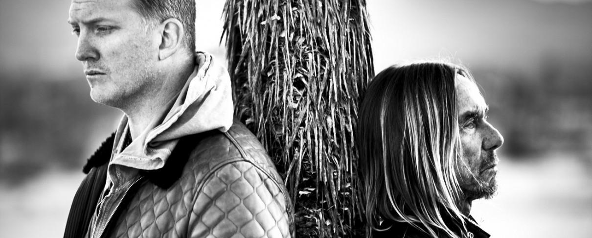 Ακούστε τους Iggy Pop και Josh Homme σε ένα ακόμα νέο τραγούδι