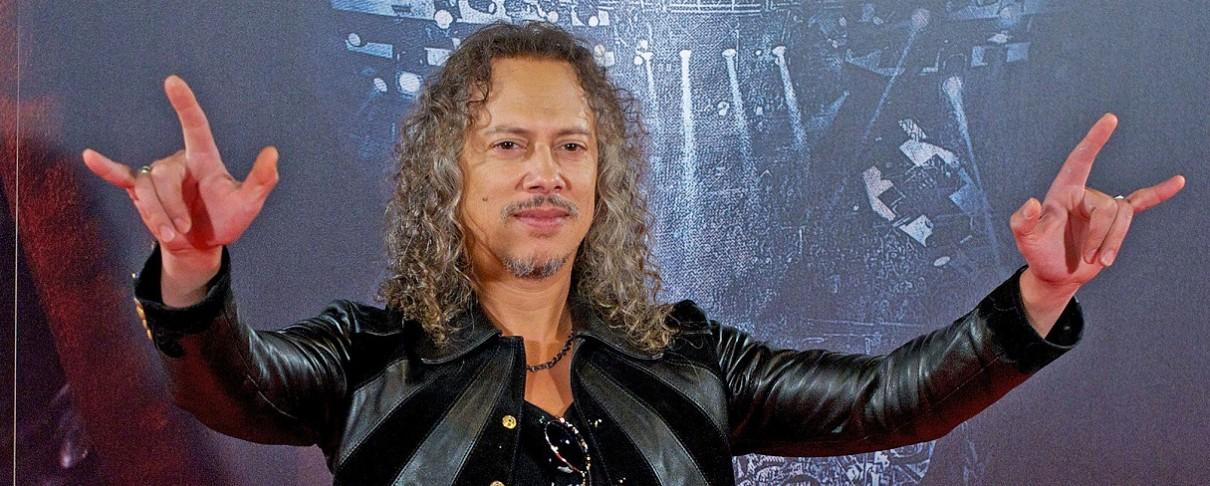 Ο Kirk Hammett προτείνει αβλεπί το νέο άλμπουμ των Dillinger Escape Plan