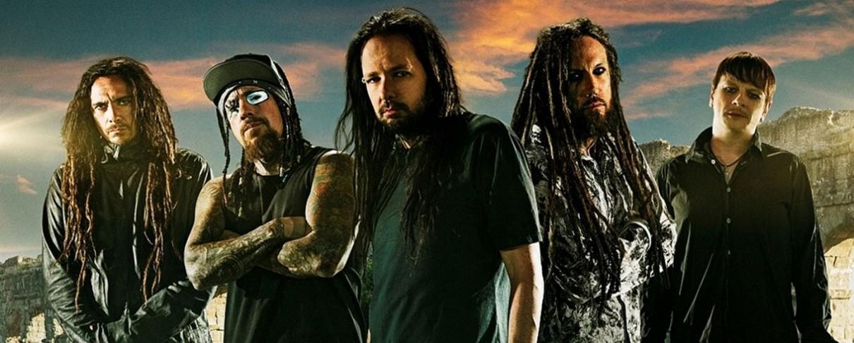Ο Corey Taylor στον νέο δίσκο των Korn