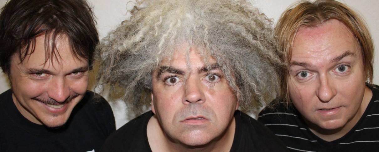 Οι Melvins επιστρέφουν με έξι μπασίστες!