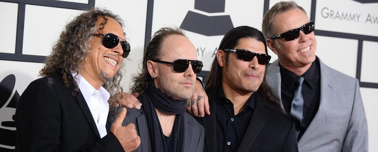 """Metallica: Στο παρασκήνιο των ηχογραφήσεων του """"Here Comes Revenge"""" (video)"""