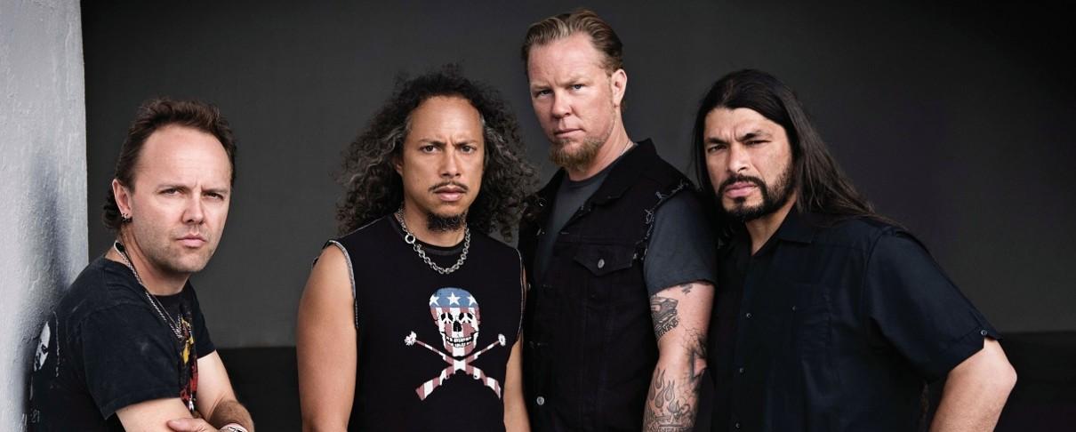 Ο δέκατος δίσκος των Metallica θα είναι έτοιμος το καλοκαίρι