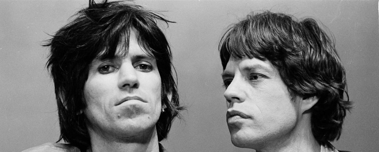 """Το """"Exile On Main Street"""" κάνει cast για τους ρόλους των Mick Jagger και Keith Richards"""