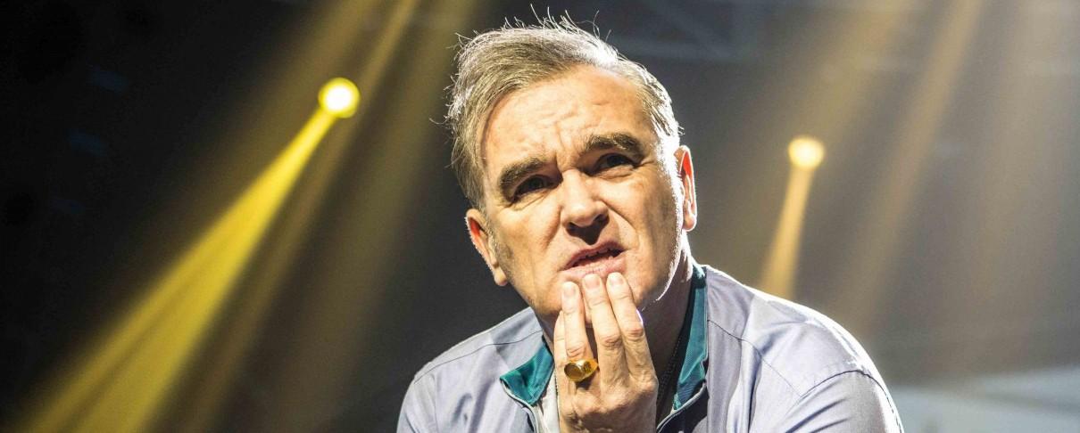 Morrissey για δήμαρχος Λονδίνου!