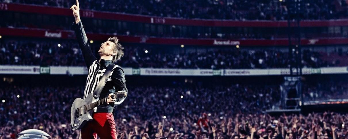 Οι Muse στην Αθήνα!