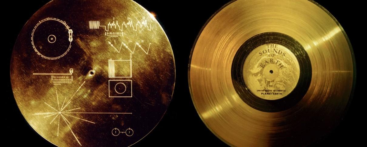 Καμπάνια για να κυκλοφορήσει ο Χρυσός Δίσκος της NASA σε βινύλιο