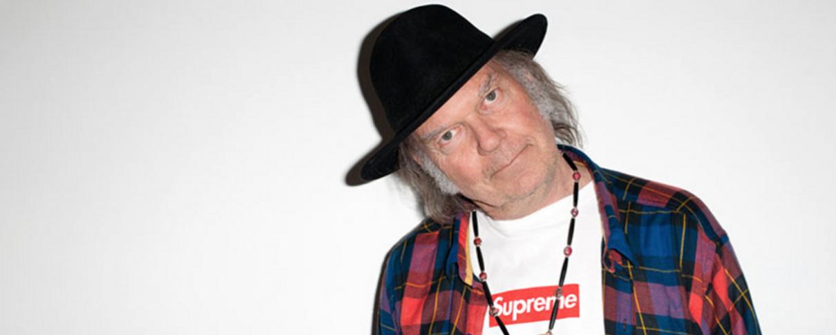 Ο 38ος (!) δίσκος του Neil Young κυκλοφορεί στις 2 Δεκεμβρίου