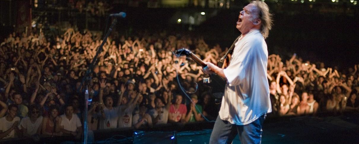Ο Neil Young παραλίγο να συνεργαστεί με τα μέλη των Nirvana