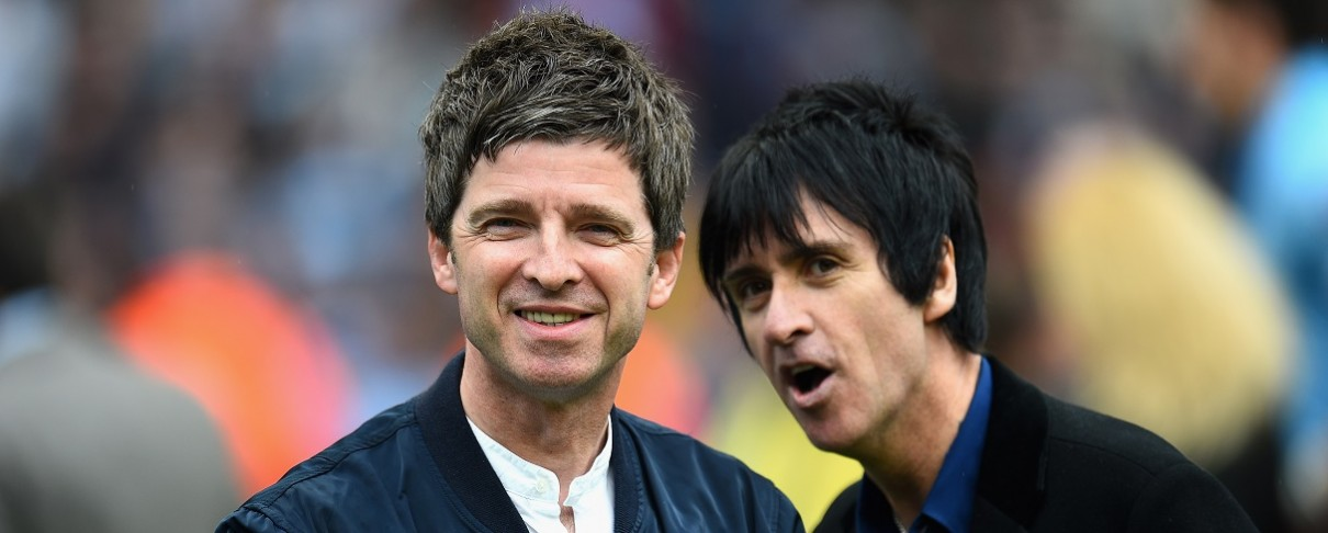Ο Noel Gallagher καλεί στη σκηνή τον Johnny Marr και τον Paul Weller (video)