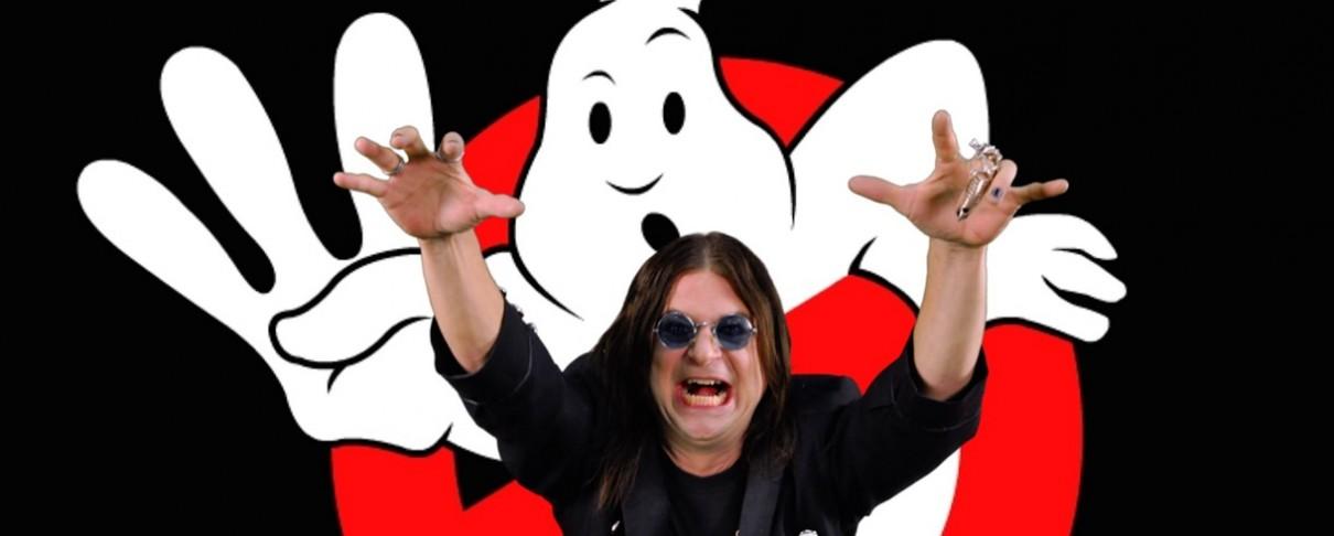 """Ο Ozzy Osbourne στους """"Ghostbusters"""""""