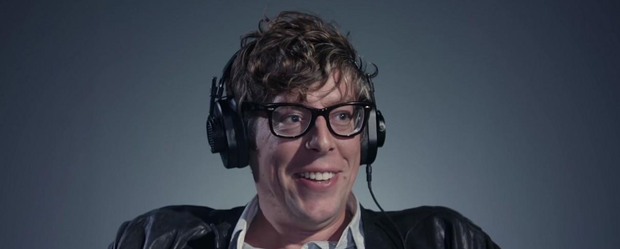 Ο Patrick Carney των Black Keys «εκρήγνυται» ακούγοντας Lady Gaga