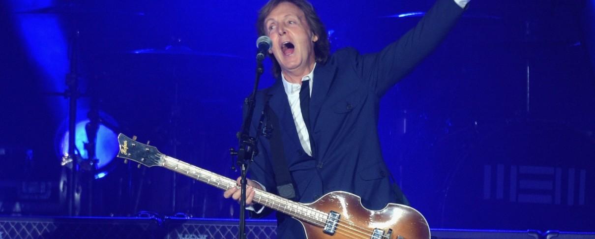 Του Paul McCartney η πρώτη φωτογραφία 360 μοιρών στο Facebook