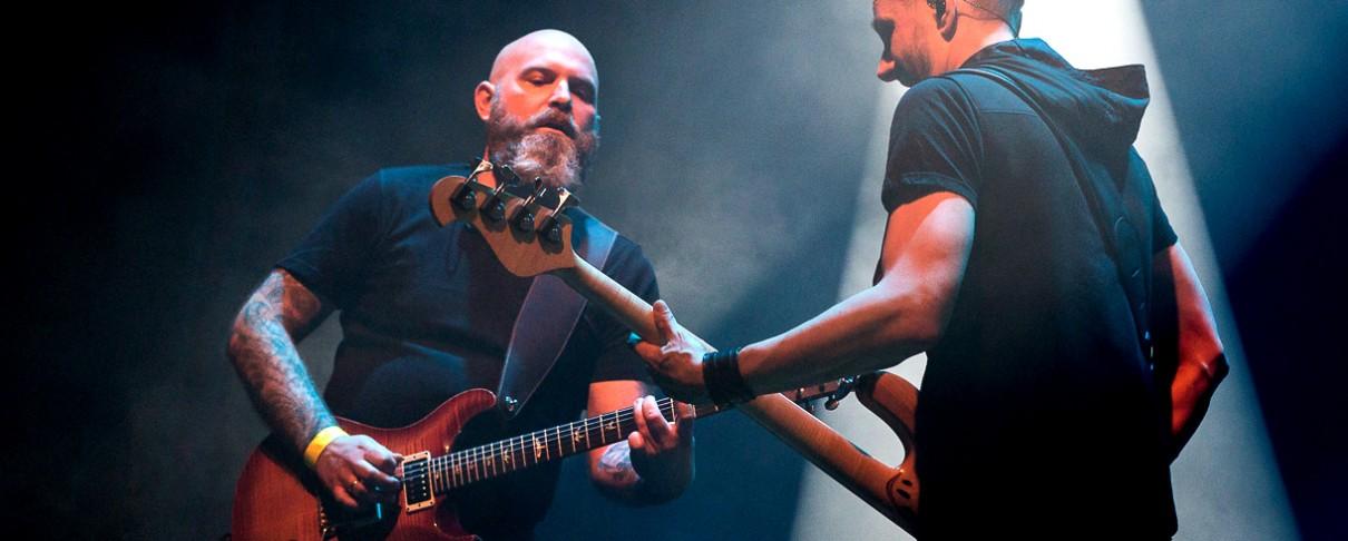 Νεκρός ο κιθαρίστας των Riverside