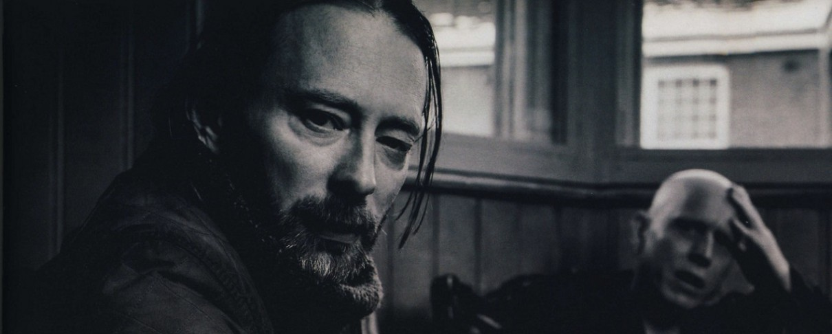 "To artwork του ""A Moon Shaped Pool"" δημιουργείται ενώ οι Radiohead ηχογραφούν (video)"