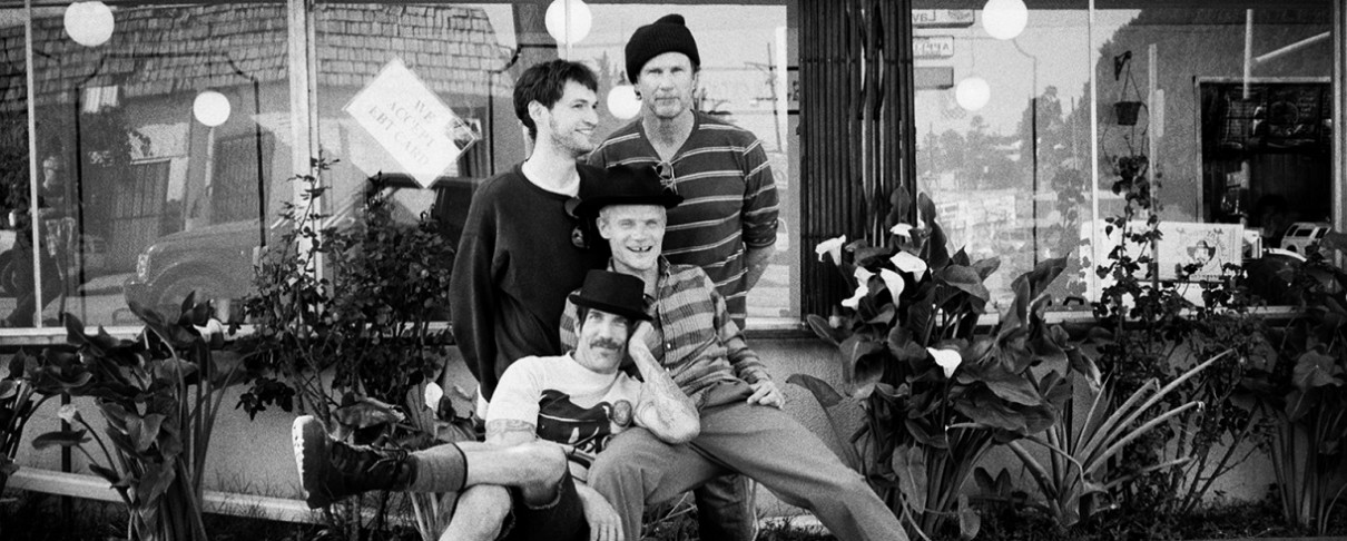"Red Hot Chili Peppers: Αυτό είναι το πρώτο video από το ""The Getaway"""