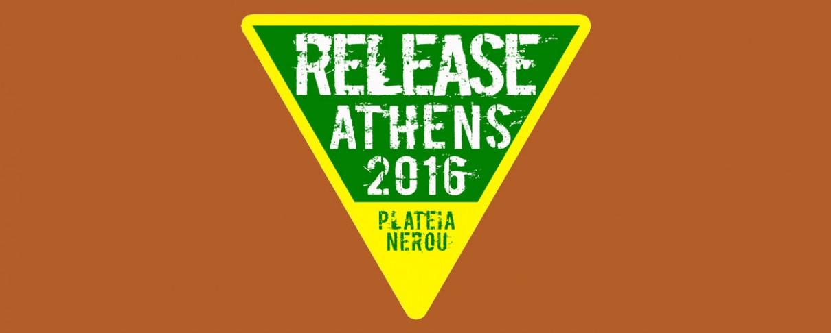 Release Athens: Ένα νέο καλοκαιρινό φεστιβάλ έρχεται στην Αθήνα