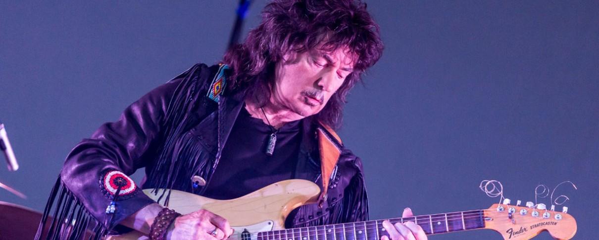 """Επίσημο live video του """"Perfect Strangers"""" από τους Rainbow του Ritchie Blackmore"""