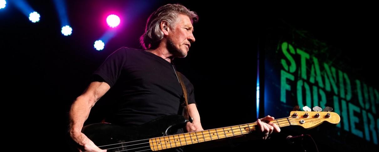 Το συγκλονιστικό μήνυμα του Roger Waters από το Μεξικό