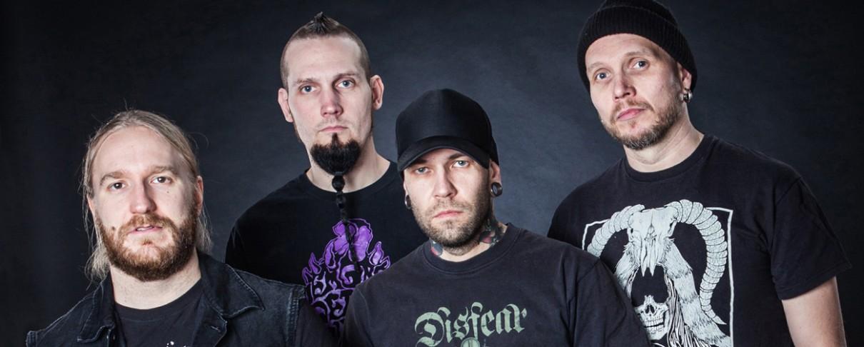Ακούστε σε πρώτη μετάδοση ολόκληρο το νέο album των Rotten Sound