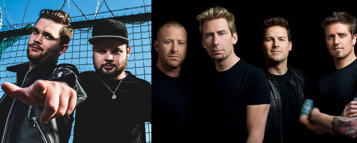Royal Blood εναντίον Nickelback: Κόντρα στο Τwitter
