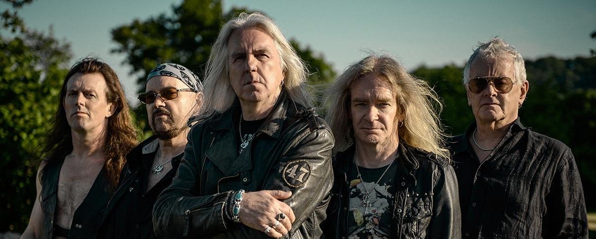 Το 10ο live album τους βγάζουν οι Saxon