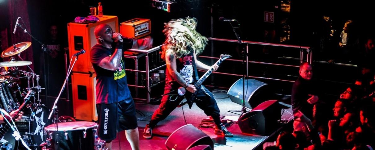 Οι Sepultura είναι ο εχθρός! (video)