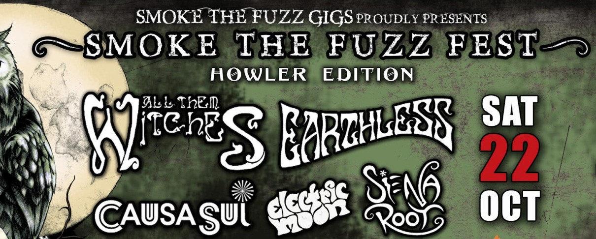 """Αλλάζει χώρο διεξαγωγής το """"Howler Edition"""" του Smoke The Fuzz Fest"""