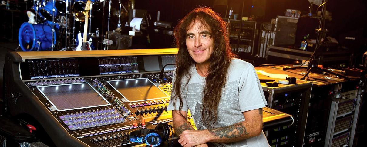 Steve Harris: «Θέλω να κάνουμε έναν δίσκο ακόμα»