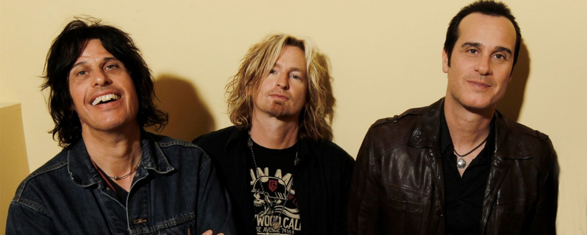 O νέος τραγουδιστής των Stone Temple Pilots θα μπορούσε να είναι Έλληνας!