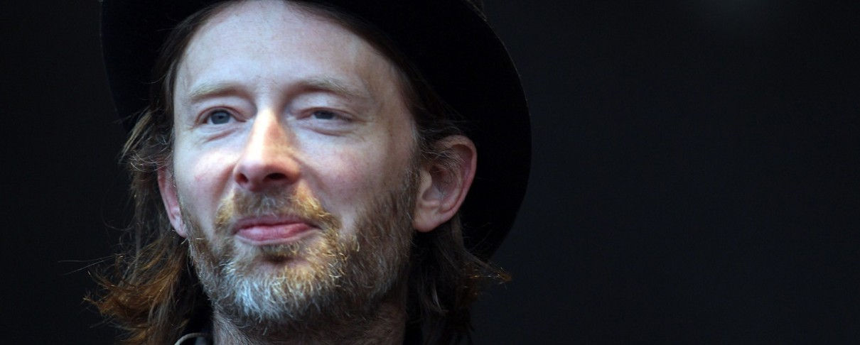 Ο Thom Yorke live στον κήπο του γείτονα