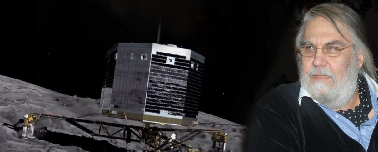"""Ο Vangelis κυκλοφορεί το «διαστημικό» """"Rosetta"""""""