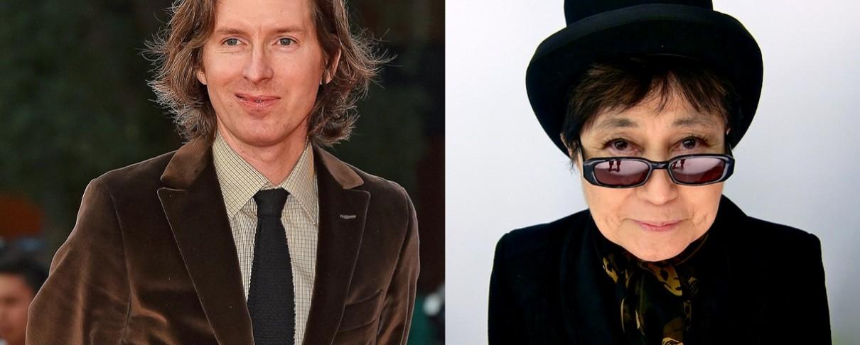 Η Yoko Ono στην επόμενη ταινία του Wes Anderson