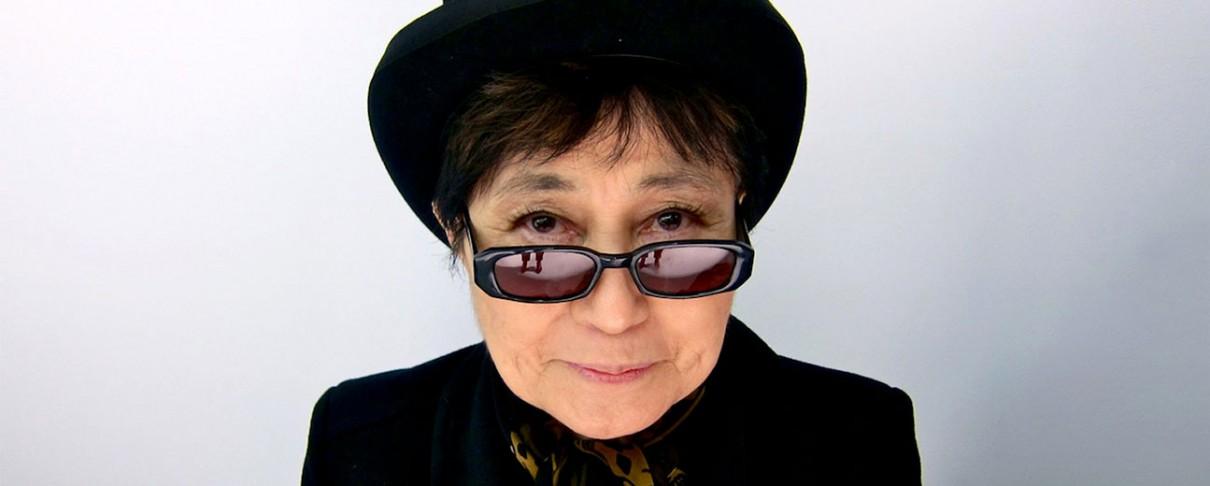 Η Yoko Ono έρχεται στη Θεσσαλονίκη