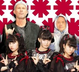 Οι Babymetal και ο Chad Smith των Peppers διασκευάζουν Judas Priest