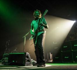 Ατύχημα με την μοτοσυκλέτα για τον κιθαρίστα των Mastodon, Brent Hinds